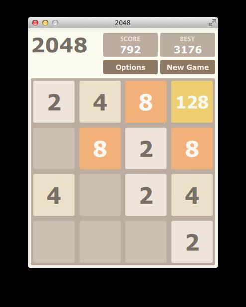 2048桌面客户端