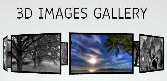 html5-3d-images-gallery