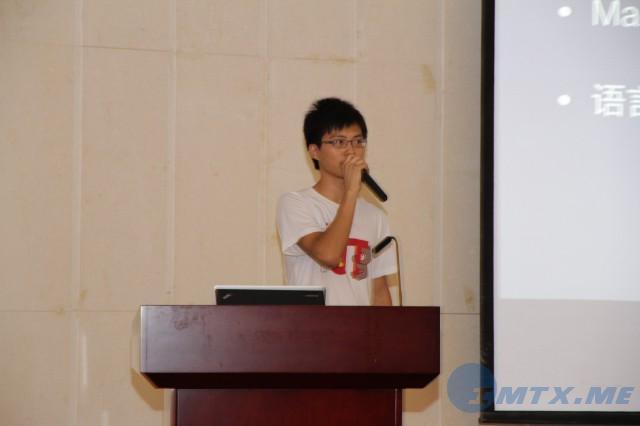 在杭州源创会上分享的《初探 Swift》