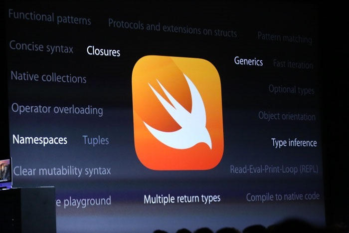 Developing iOS8 Apps Using Swift