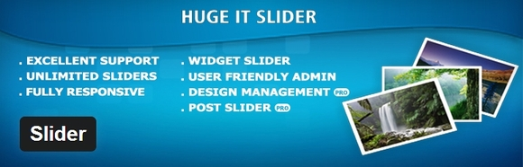 Slider - wordpress blog