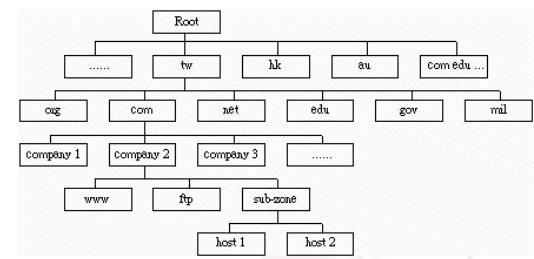 TCP/IP基础:DNS协议(图二)