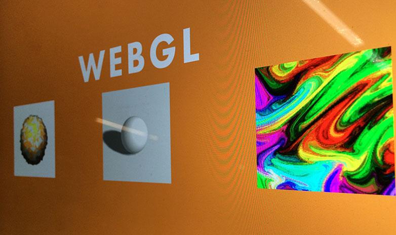 WebGL是一种3D绘图标准
