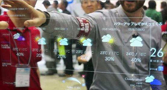 七个让你意想不到的Android系统应用领域