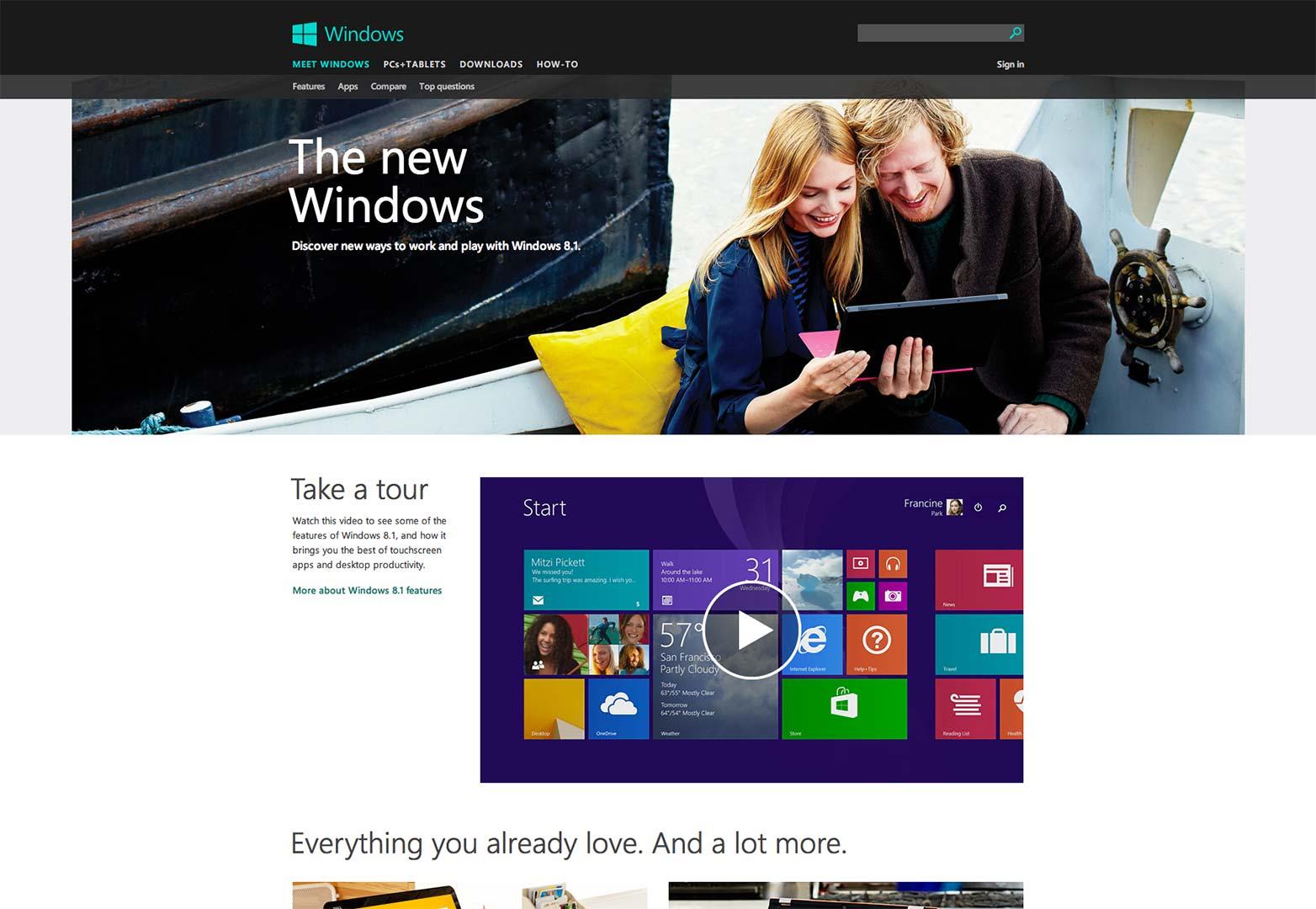 新技能Get!设计完美极简风网站的六个步骤