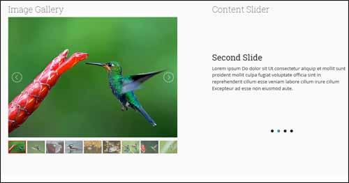 jQuery lightSlider Lightweight Responsive Free Content Slider