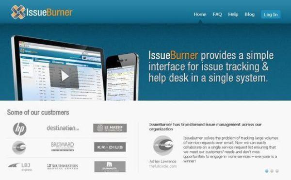 Issue Burner