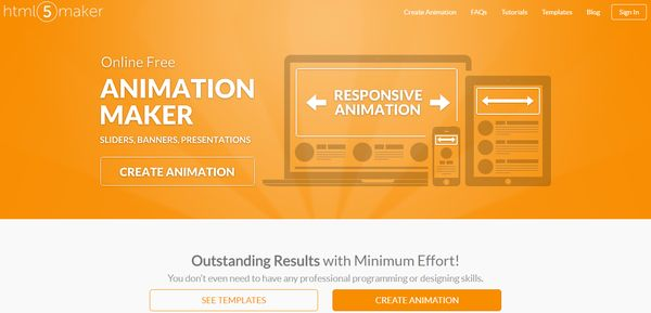 HTML5Maker