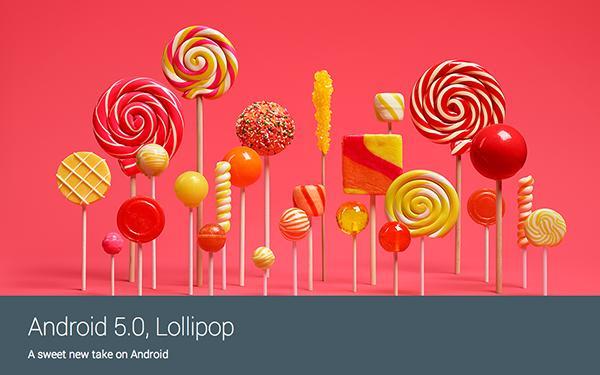 """谷歌发布 Android 5.0 —— 代号""""棒棒糖"""""""