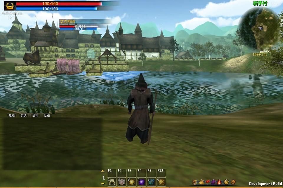 KBEngine v0.2.12 发布,分布式游戏服务端引擎