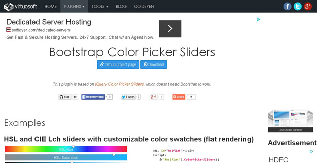 Bootstrap-Color-Picker-Sliders
