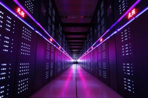 世界上最强大的计算机仍在中国