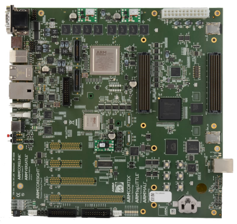 First AMD Opteron 64-bit ARM Developer Suite 01