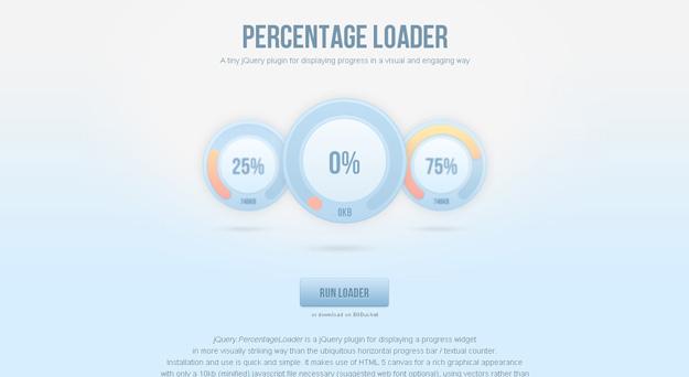 Percentage-Loader