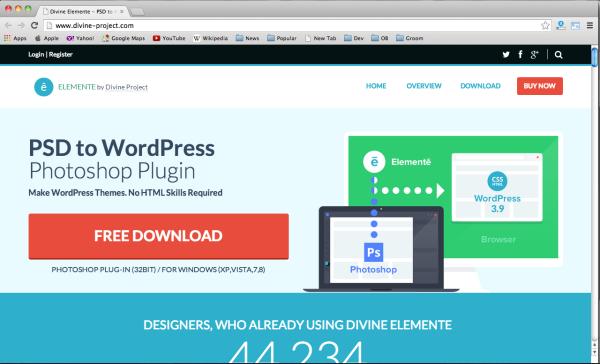 Best free photoshop plugins for designers 2015 - divine