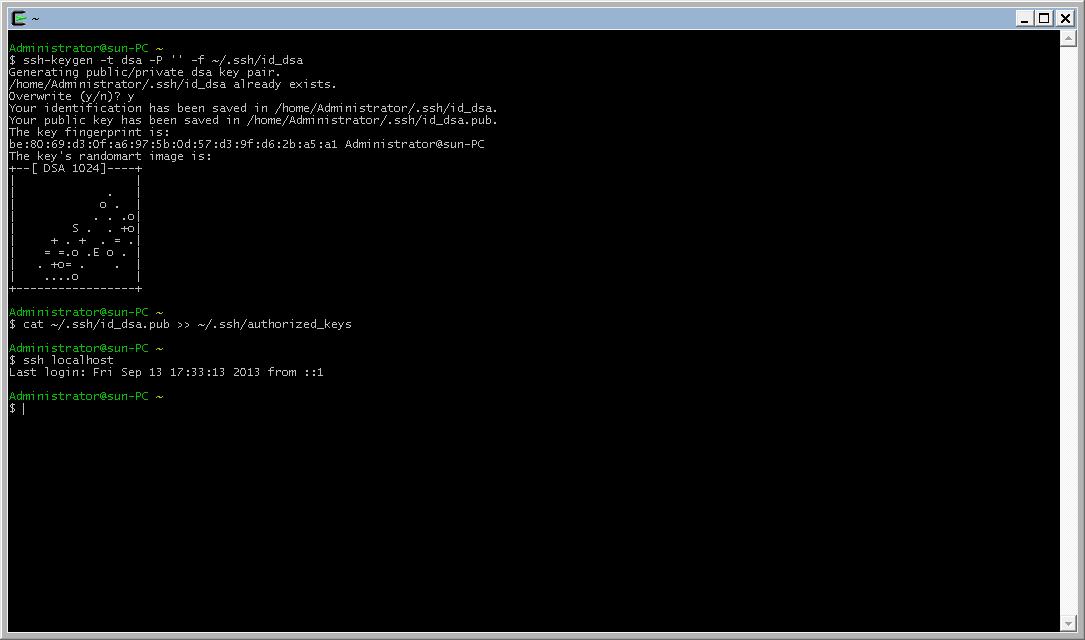 Hadoop安装