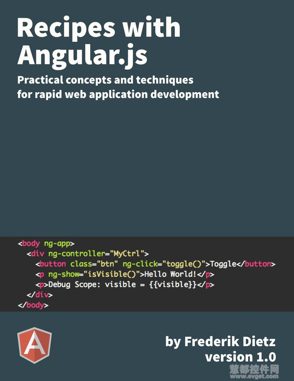 Recipes With AngularJS