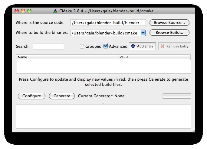 Blender源码在Mac OS X上的编译(英) - openthings的个人空间