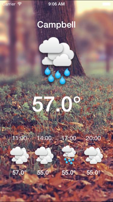 Swift Weather
