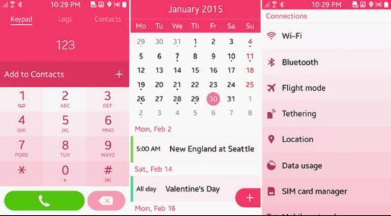 三星首款Tizen手机体验:失败的Android克隆