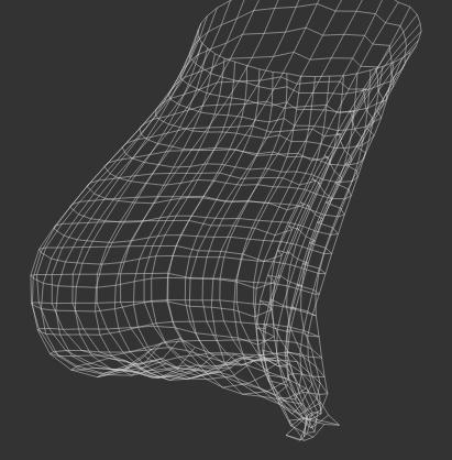 3D版HTML5模拟衣服撕扯动画