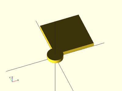 OpenSCAD三维造型设计语言 - openthings的个人空间 - OSCHINA