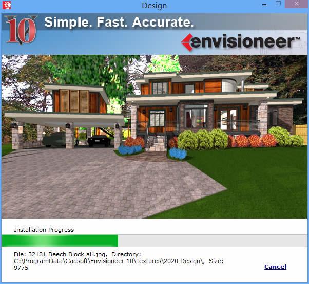 Envisioneer 家装设计软件 家装软件 软片测评-彬娃儿的博客