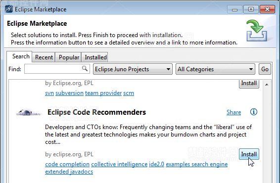 自定义和更新MyEclipse