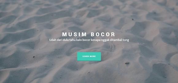 Bocor - templates