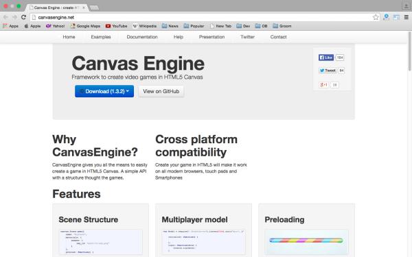 25 个超棒的HTML5 & JavaScript 游戏引擎开发库- OSCHINA