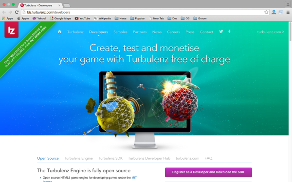 best HTML5 and javascript game engine libraries  - turbulenz