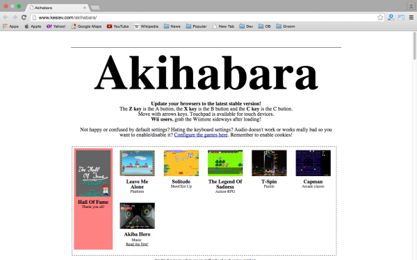 best HTML5 and javascript game engine libraries  - akihabara