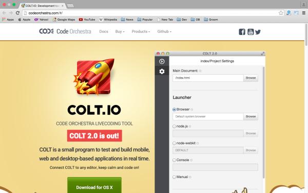 best angularJS tools for web developers for 2015 - colt