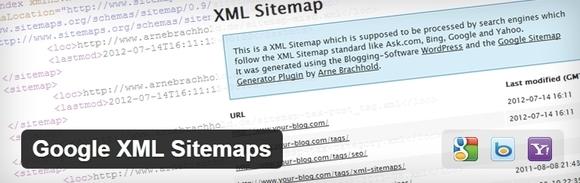 Google Sitemap Generator - 10 Must Have Free WordPress Plugins 2015