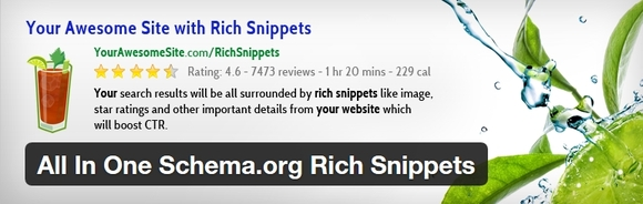 All In One Schema.org Rich Snippets - 10 Must Have Free WordPress Plugins 2015