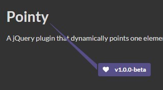 jQuery-pointy