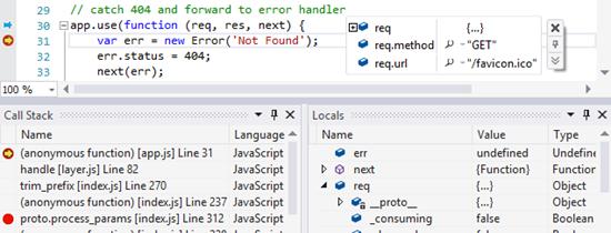Advanced debugging and profiling