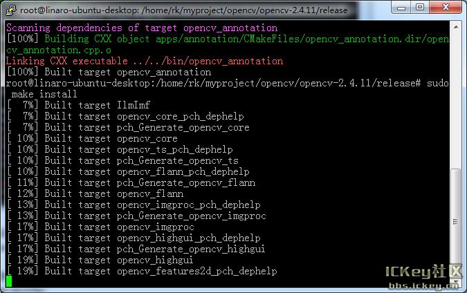 【Rayeager PX2分享】编译源代码安装OpenCV