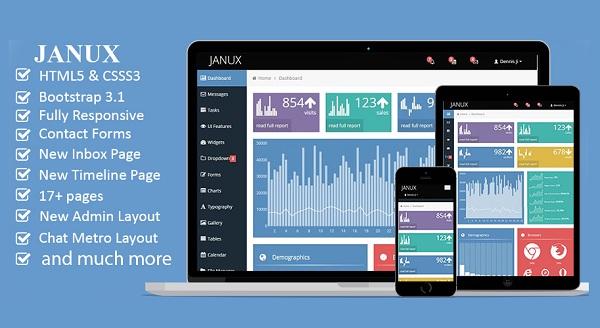 janux-free-bootstrap-admin