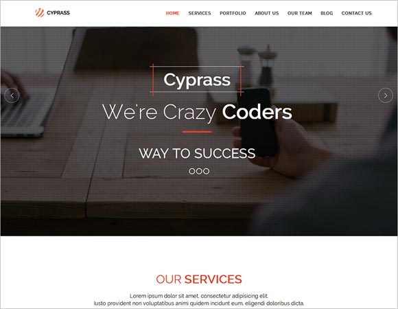 cyprass-free-bootstrap