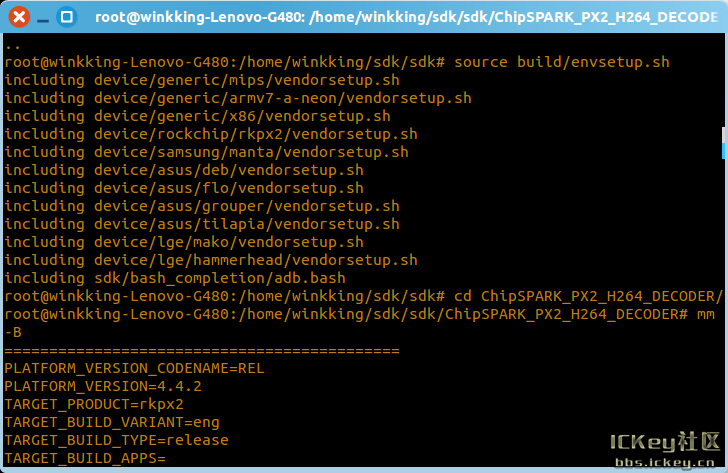 PX2板实现H.264裸码流的解码(附图文)