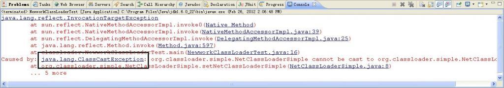 Java ClassLoader 原理详细分析