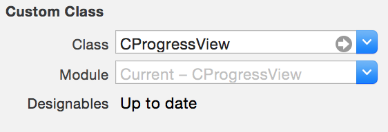 CProgressView