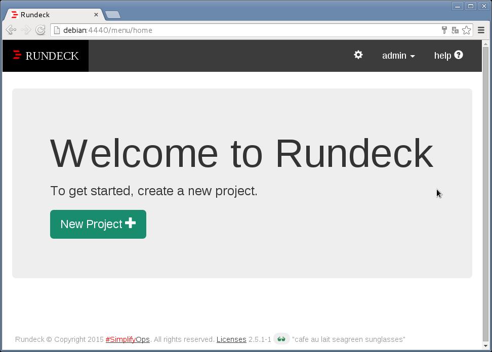 RunDeck——Web界面的运维控制台- 超爱fitnesse的个人页面- OSCHINA