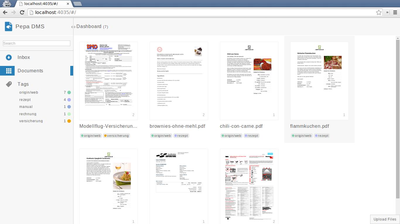 文档管理系统 Pepa DMS