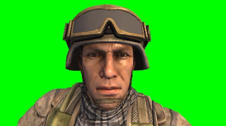 soldier standard