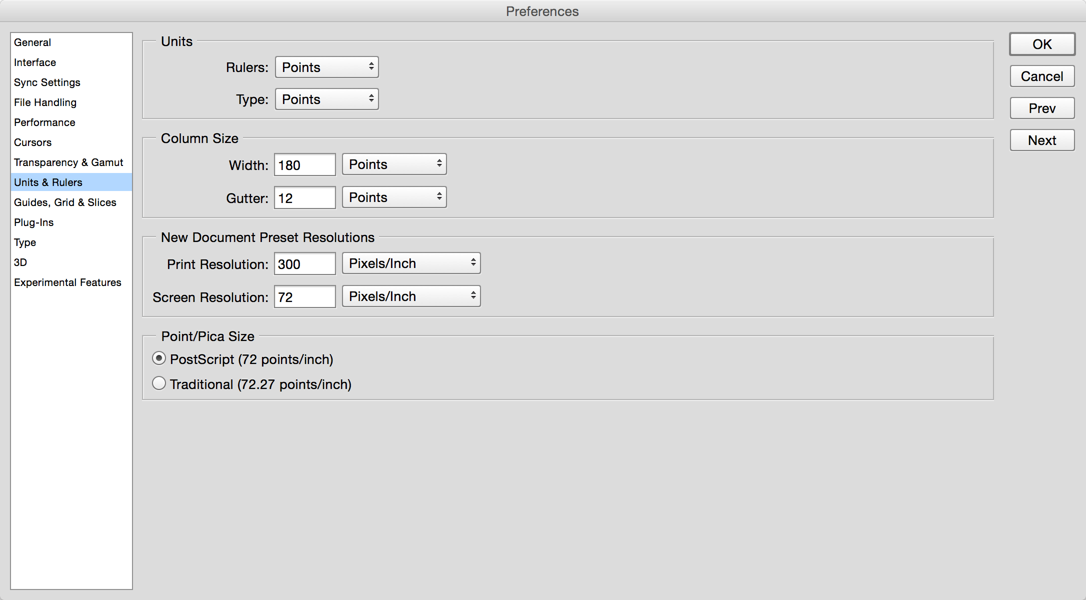 App各种Icon及Launch image的尺寸和用途 移动端尺寸基础知识