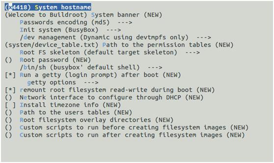 x4418&ibox项目实战10-使用buildroot搭建linux文件系统
