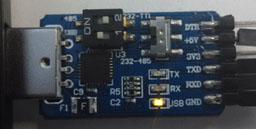 USB转TTL串口