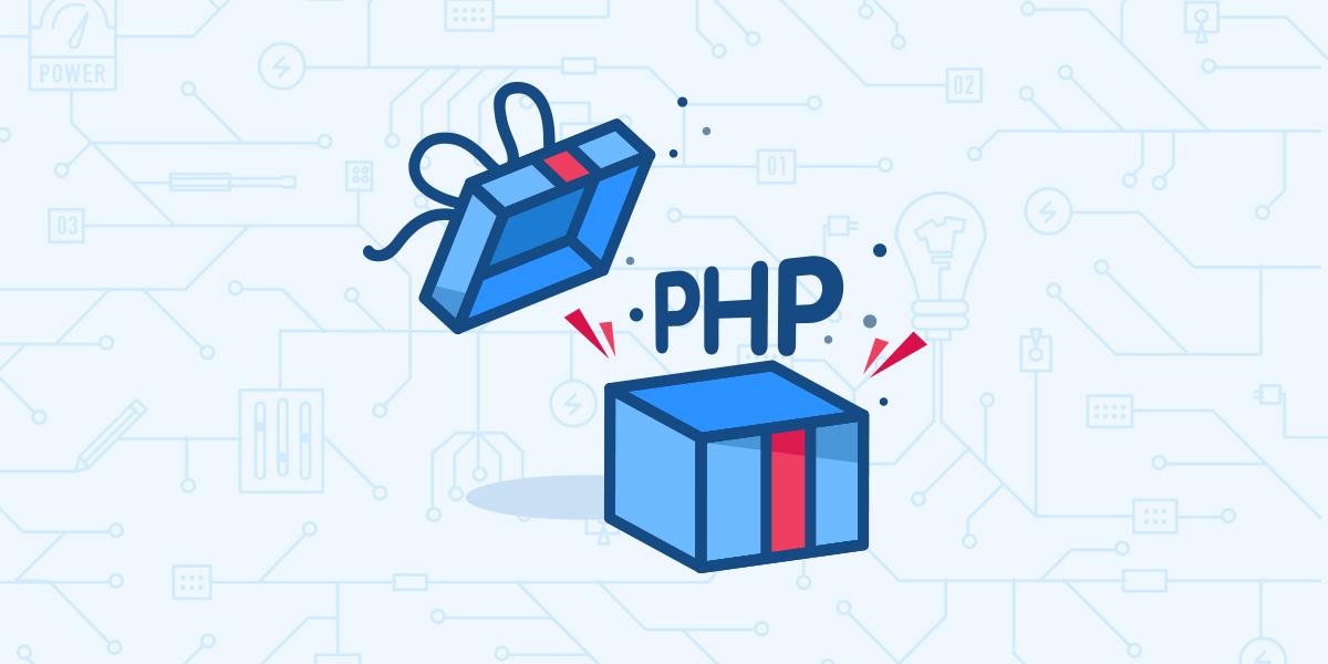 PHP 大礼包开篇题图